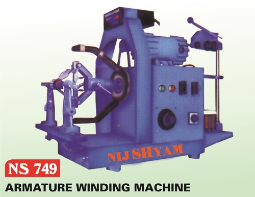 Armature Winding Machine (Ns 749)