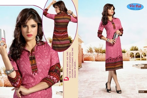 Kurti Winter Queen