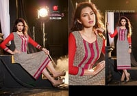 Pure Cotton Georgette Sleeves