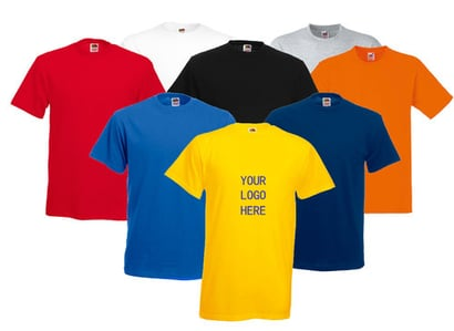Personalized T-Shirt Designing And Printing Service