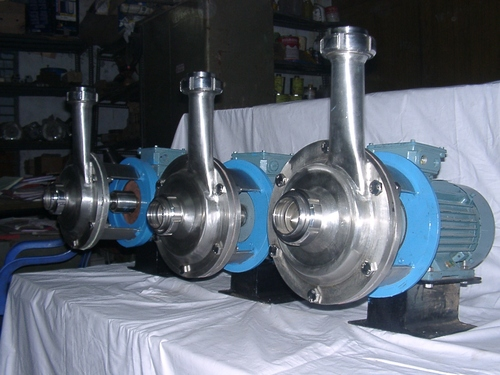 Compact Centrifugal Pump