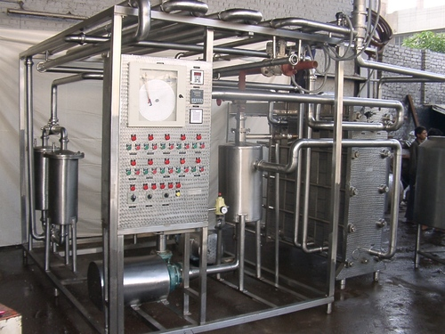 SKID MOUNTED PASTEURIZATION SYSTEM