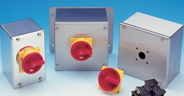 Rotary Switches Boxes