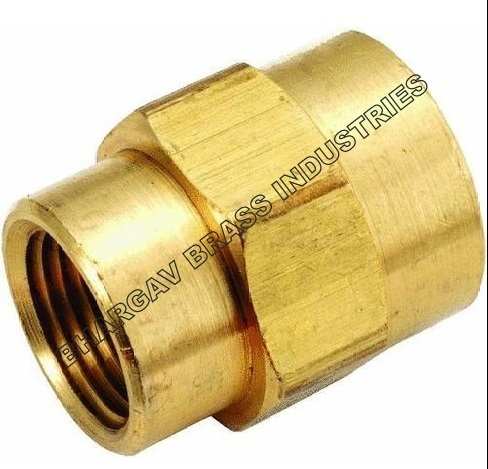 Brass Reducing Coupling