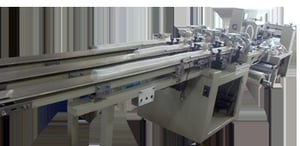 Disposable Paper Cup Counting and Packing Machine