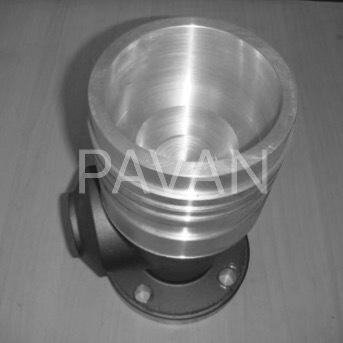 Aluminium Heavy Electrical Casting