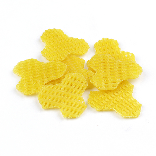 Tri Hex Shaped Papad (Snacks Pellets)