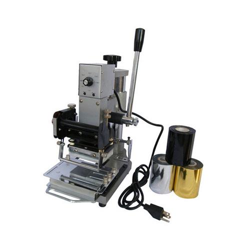 Plastic Card Hot Stamping Machine