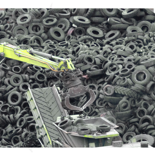 Rubber Tyre Recycling Plant in Chennai, Tamil Nadu - STAR TRACE PVT