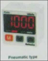 Pneumatic Type Digital Pressure Sensors