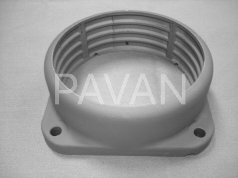 Aluminum Bottom Flange