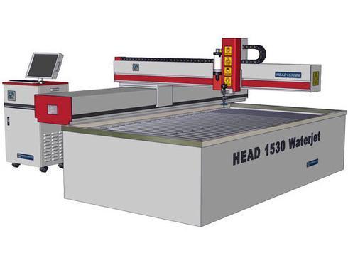 HEAD1530BB/HD38030Z CNC Water Jet Cutting Machine in Shenyang