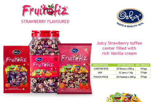 Fruitofiz Strawberry