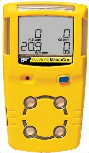 Honeywell Multigas Detectors - Gasalert Microclip Xt/ Xl