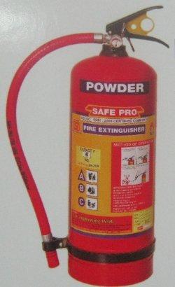 6 Kg Portable Fire Extinguisher
