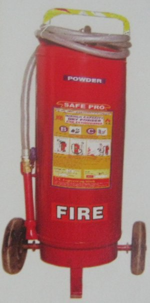 Higher Capacity 50 Kg Fire Extinguisher