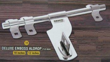 Deluxe Emboss Aldrop (14mm)