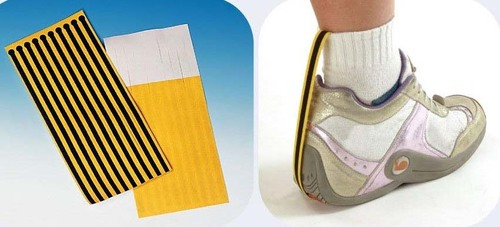 Esd Disposable Heel Grounder