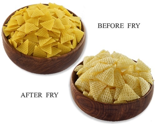 Triangle-H Papad (Snacks Pellets)