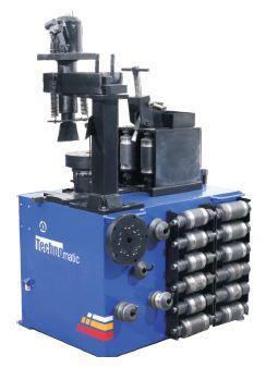 Rim Straightener With Hydraulic Attachment 14 Die (Trs-530h)