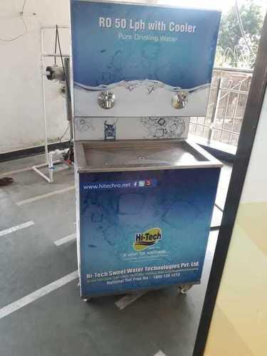 Water Cooler Inbuilt Water Purifier 50 Lph-100 Lph