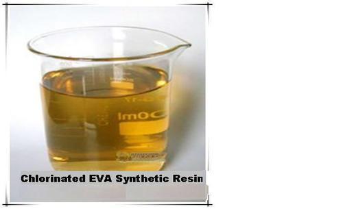 Chlorinated Ethylene Vinyl Acetate Synthetic Resins In