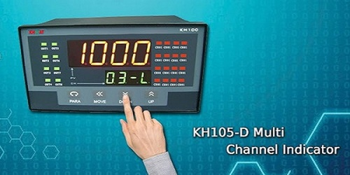 Multi Channel Temperature Scanner