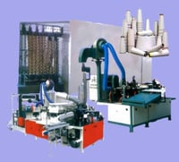 Spinning Mill Paper Cone Making Machine