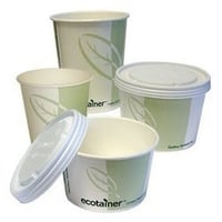Plastic Cups With Lid