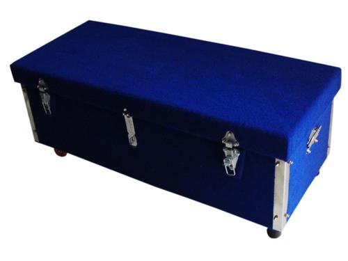 Cricket Coffin Felt Covered