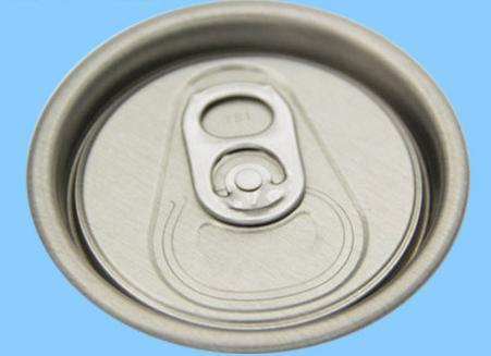 202SOT 52mm Aluminum Can Beverage Easy Open End in   Guancheng District