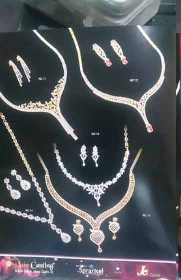 Gold Jewellery Casting
