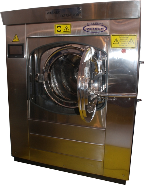Washer Extractor in  Industrial Area - A