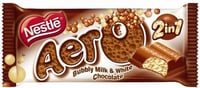 Nestle Aero White Chocolate