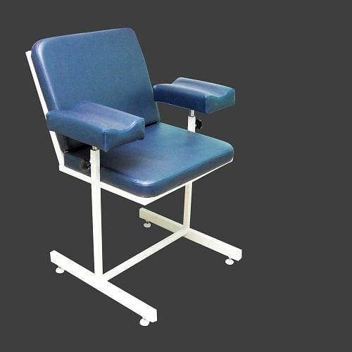 Sensational Powder Coated Finish Phlebotomy Chair Theyellowbook Wood Chair Design Ideas Theyellowbookinfo