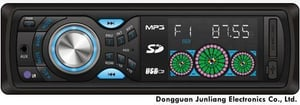 Car Audio Mp3 CD Player And Car Fm Transmitter