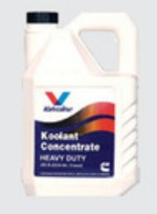 Valvoline Koolant Concentrate Oil
