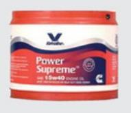 Valvoline Power Supreme Sae 15w40 Engine Oil