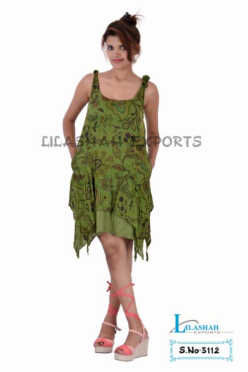 Cotton Mini Dresses