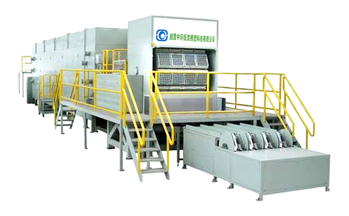 Heavy Duty Pulp Molding Machine