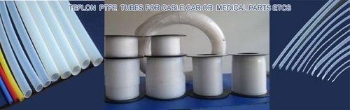 PTFE Sleeving Cable Car Tube