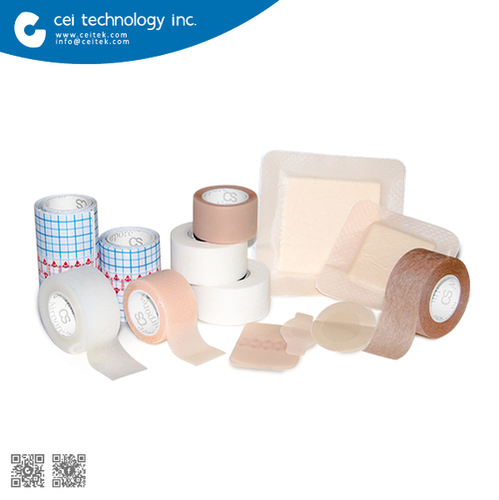 Medical Disposable Consumables Surgical Tapes