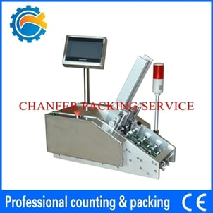 Tags Counting Machine