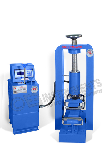 Flexural Testing Machine Hand Operated