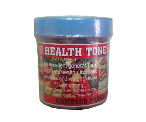 Natural Health Tone Weight Gain Capsules