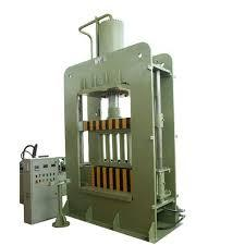 Industrial Coir Pith Grow Bag Making Machine