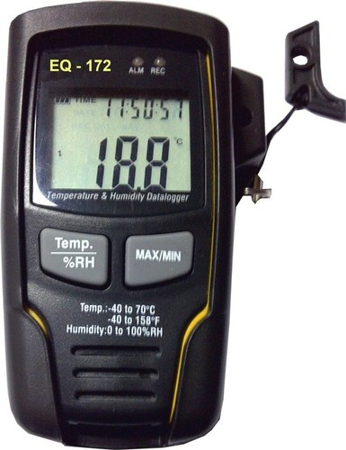 Humidity And Temp. Data Logger