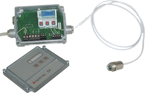 Online Non Contact Pyrometer