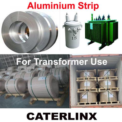 Aluminium Foils, Strips For Transformer Use