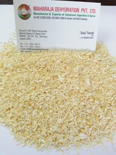 1mm - 3mm Dehydrated White Onion Minced